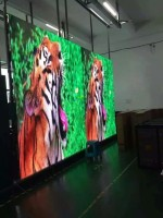 P16 DIP Outdoor LED multi color led module Big Screen display with Video function outdoor use