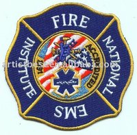 Fire & Rescue patch fire resistant patch