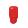 high quality silicone remote key cover with top quality