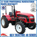 QLN404 mini wheel farm uses four wheel tractor