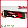 4S 14.8V 35C 5200mAh Lipo RC Battery with Deans Plug for RC Helicopter Airplane Hobby 8045145