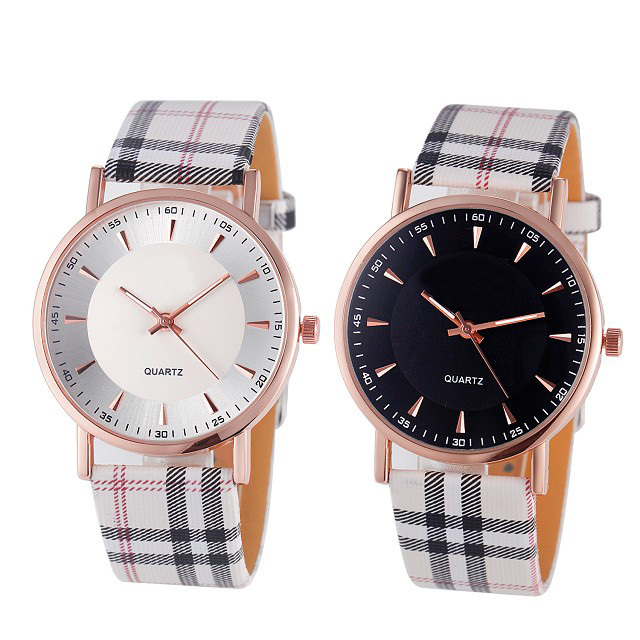 leather fashion colored oem wrist cheap custom watches with your own logo