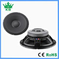12 inch 600W powed Car speaker subwoofer speaker