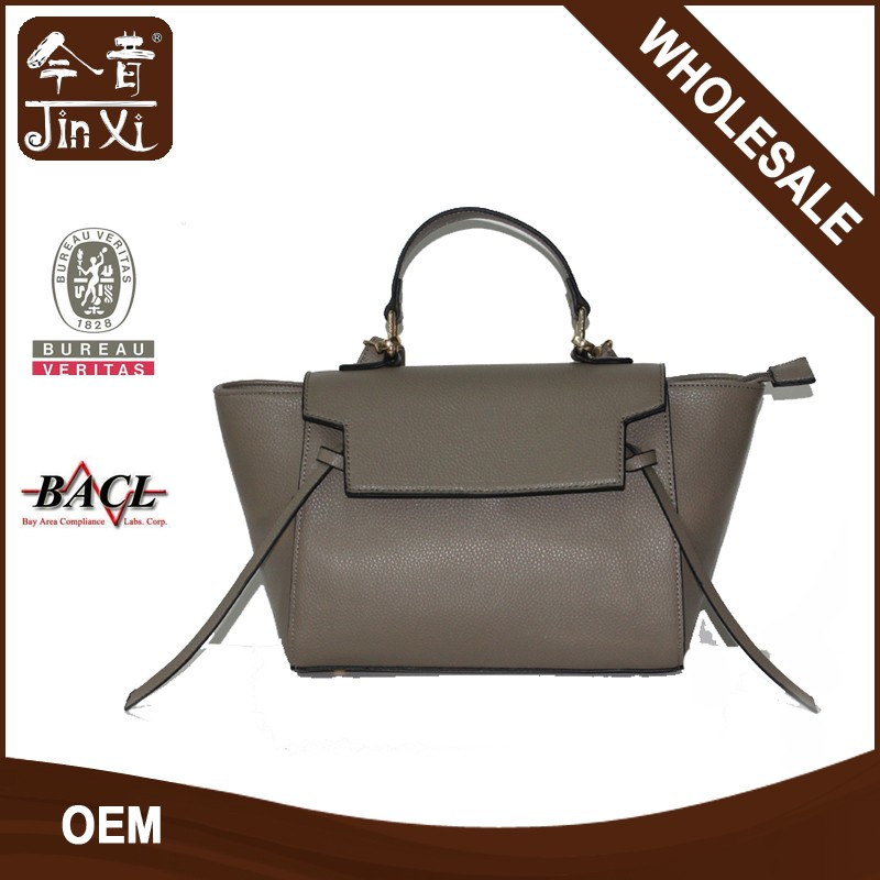 High quality classic capacity elegant women Lady handbag Tote Bag