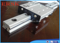 Advanced Germany machines HGH25CA block mounting low price linear guide rail with block for cnc machine cnc router machine