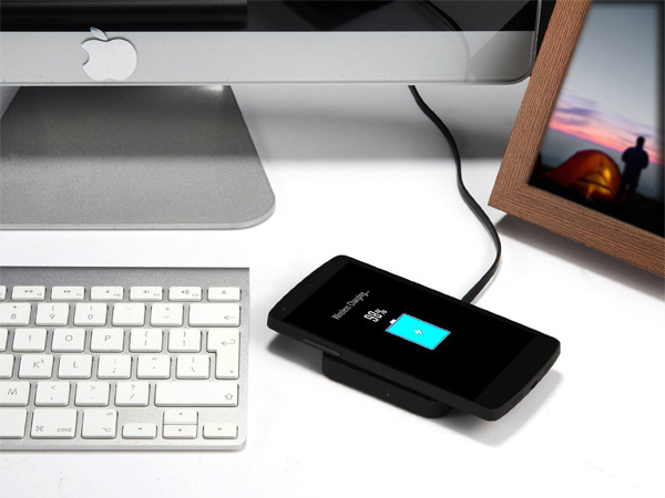 Ultra-slim wireless android tablet charger,for Sumsung,LG,HTC mobile wireless charger