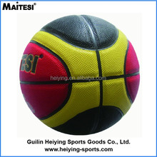 Colorful Promotion Cheap street Basketball
