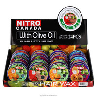 New recipe strong hold hair styling Nitro Canada hair wax