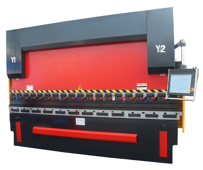 HOT SALE MINI press brake 30T/1600 Small hydraulic bending machine / mini hydraulic press brake