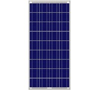 PV 140w poly solar panel price