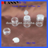 EMPTY LOOSE POWDER CONTAINER,EMPTY COSMETIC COMPACTS