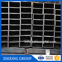 black annealed tapered steel tube