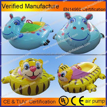 kids water boat paddle boat electric bumper boat