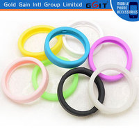 For iPhone 5S Silicon Bracelet Bumpers Case with Luminous