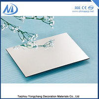Super peeling strength aluminium cladding interior wall paneling