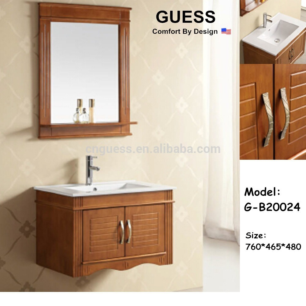 bathroom cabinet solid wood bathroom vanity bathroom cabinet product