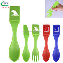 Promotional 4 In 1 Travel Cutlery Set Kitchen Utensil Set