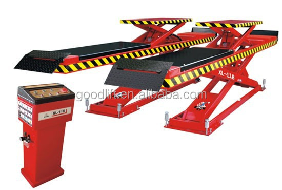 best sell scissor lift for repair car,motorcycle lift used