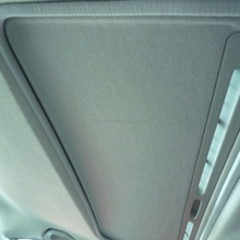 polyester roofing fabric felt car headliner Non woven needle punched custom headlining fabric for cars