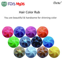 Msds Temporary Crazy Color Hair Dye for men and women