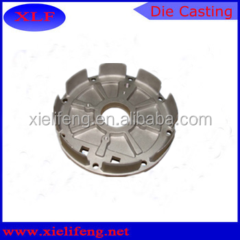 fabrication cast iron die casting motorcycle parts