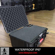 plastic camera case waterproof IP67 HIKINGBOX HTC009