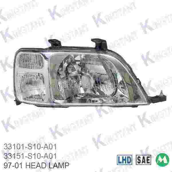 AUTO HEAD LAMP FOR HONDA CRV 1997-01 TYC,DEPO, EAGLE EYES