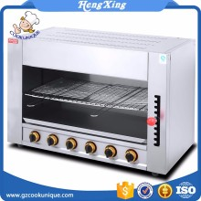 Well-selling Kitchen Equipment Gas Salamander/Kitchen Salamander Grill Oven