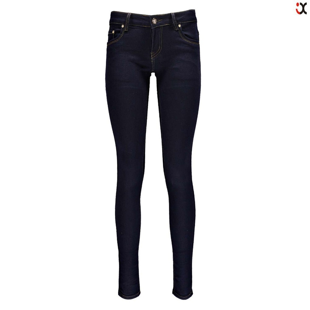2017 low rise pocket detail women skinny jeans JXC00242