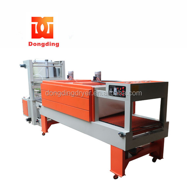 Carton thermal shrink packing machine/ heat tunnel bottle shrink wrap machine