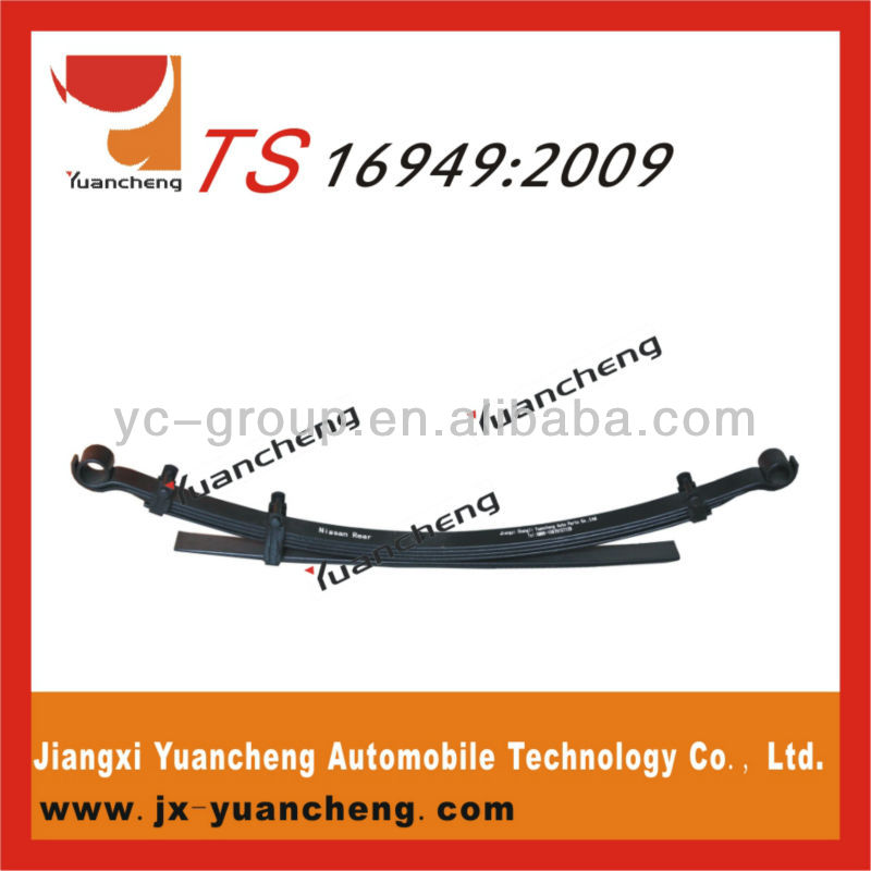 nissan rear small leaf spring