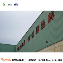 230-450gsm Grade A/AA/AAA/AAAA high quality cheap price duplex paper in roll coated duplex board grey back in sheet