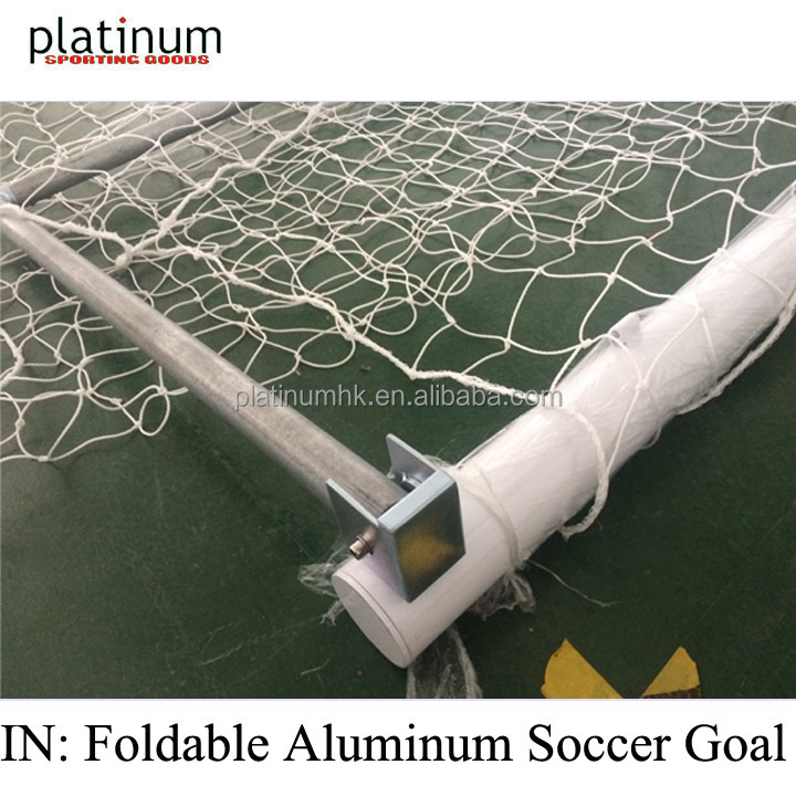 Goal Platinum: Foldable Soccer Goal Aluminum, View Aluminum Football Goal