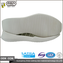 free sample provide men flat thick rubber shoe sole