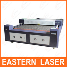 Ruber/PVC/Acrylic laser cutting wood carving machine
