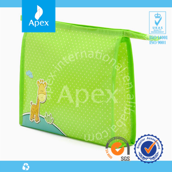 Non woven waterproof promotional storage bag