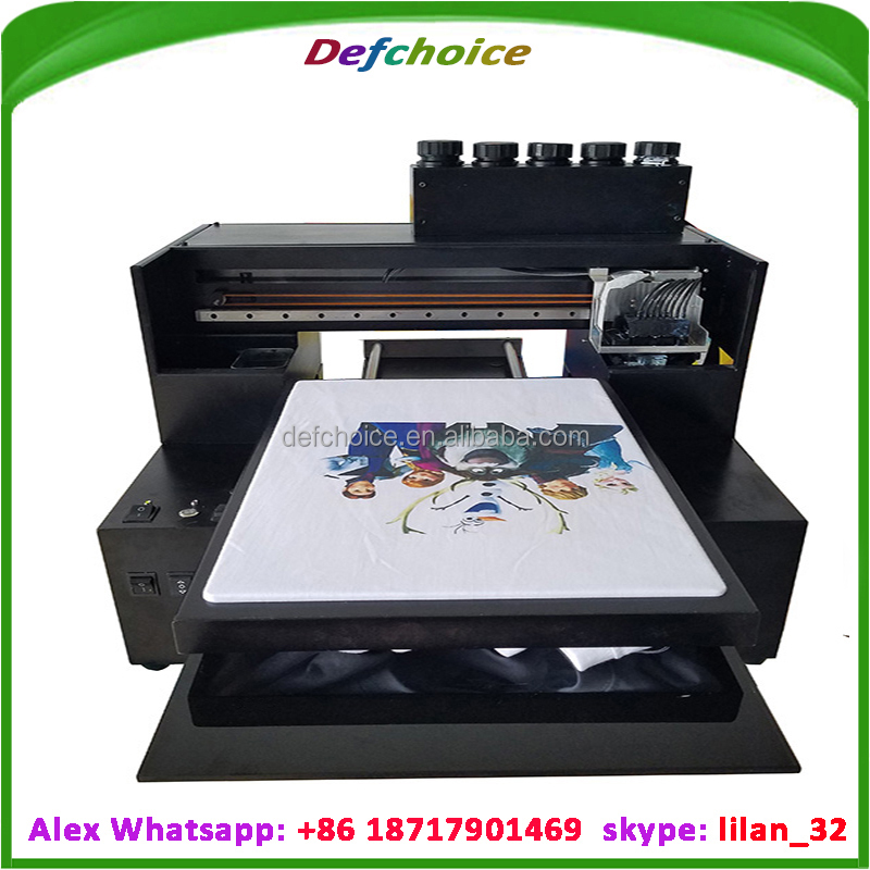 Hot sale multicolor digital t-shirt printer textile printer