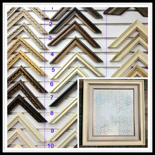 Polystyrene Foam Plastic Material Mould Photo&Picture&Mirror Frame Ps moulding