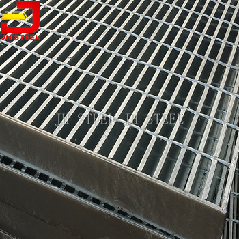 25*3 40*5mm 32*5mm Hot Dipped Galvanized Steel Grating