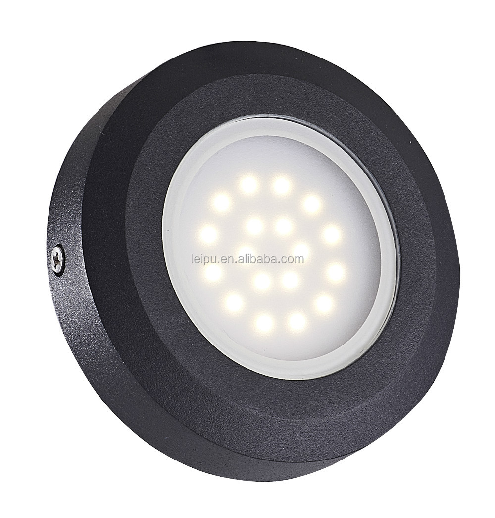 IP54 new popular small aluminium outdoor LED recessed light
