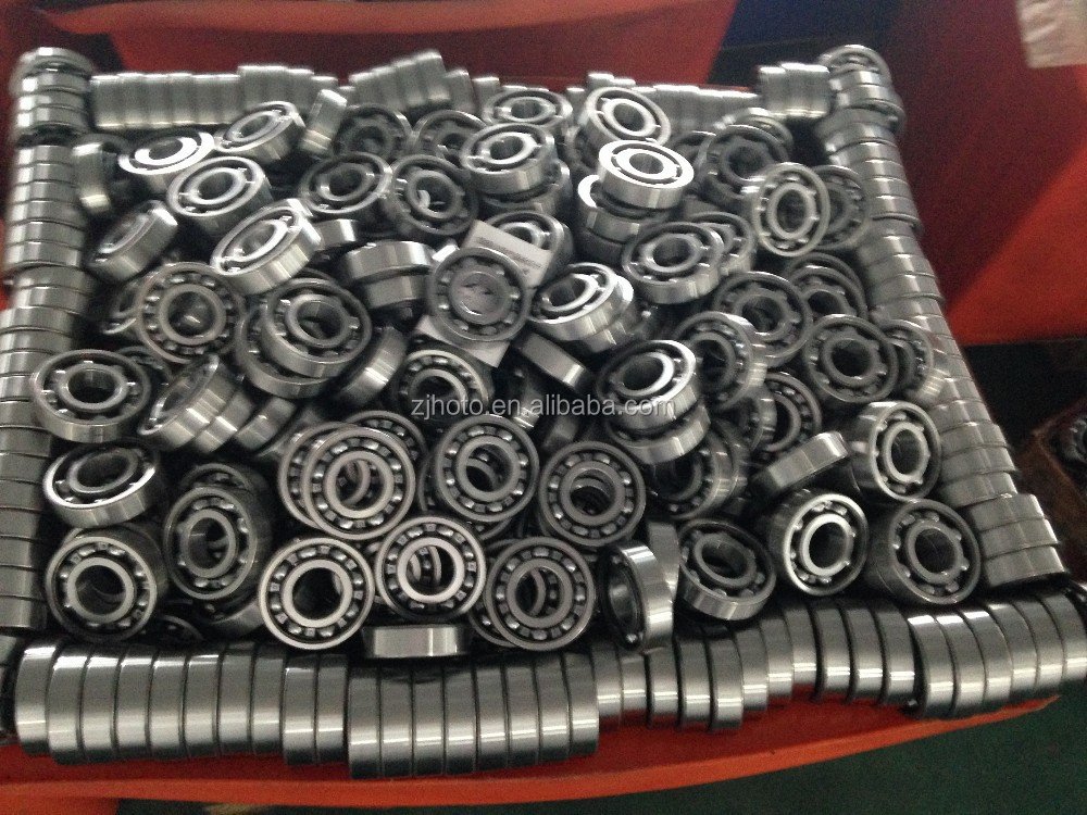 ball bearing 6203 6204 6205 6206 6207 6208ZZ RS 2RS CIXI CHINA factory
