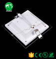 9W high quality solar LED street solar panels colour changing led panel light