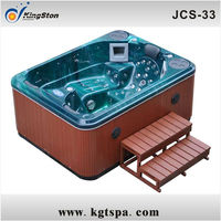 Sexy Hot tub Spa Acrylic Massage Bathtub