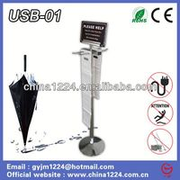 disposable overshoes for dispenser umbrella bags stand the most economic model