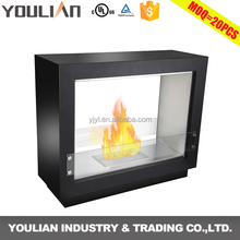 China factory supply modern fire place decorative fireplace surround