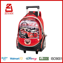 Kids Animal Travel Bag Boys Girls Trolley School Bags