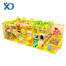 High Quality Small kids indoor Playground Equipment Used For Preschool