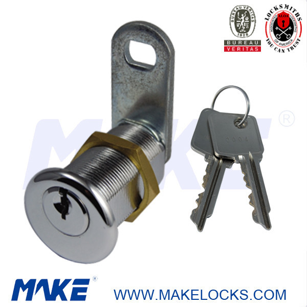 MK114-28 High security brass arcade machine cam lock