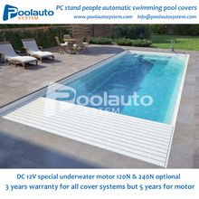 automatic above ground safety swimming pool cover cost Professional customized factory