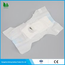 Cheap price custom first choice nonwoven fabric surface dog diaper